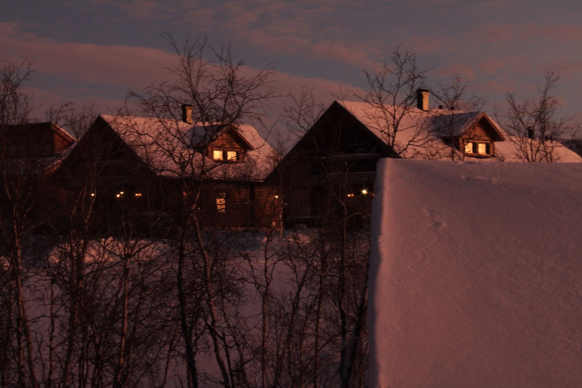 Ferienhäuser in Kilpisjärvi
