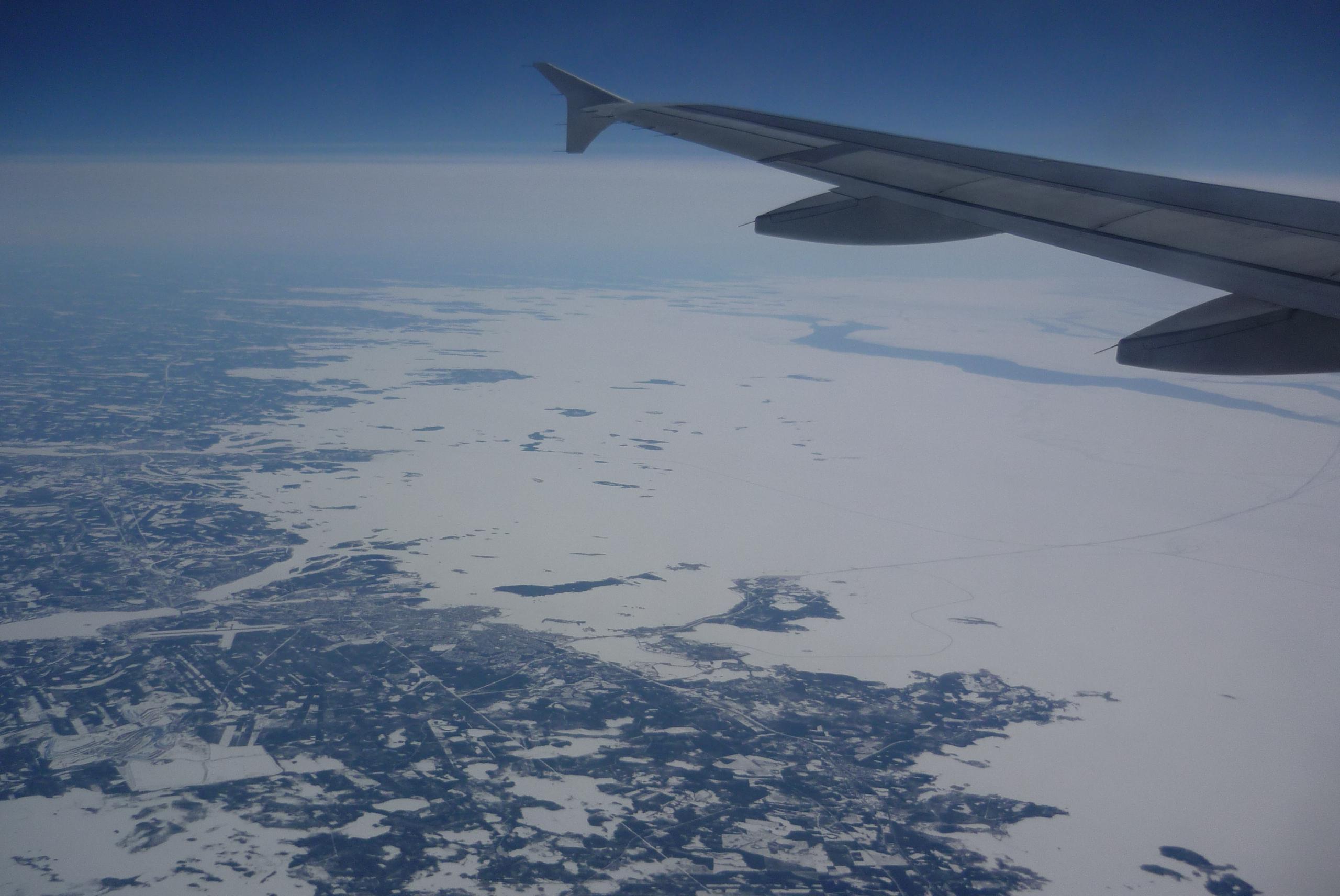 Flug nach Ivalo