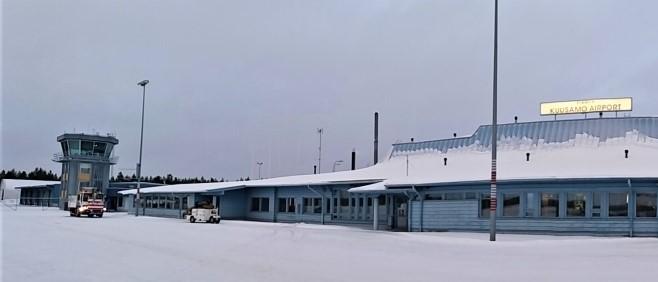 Flughafen Kuusamo