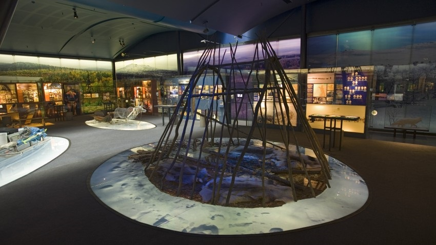Le musée Sami