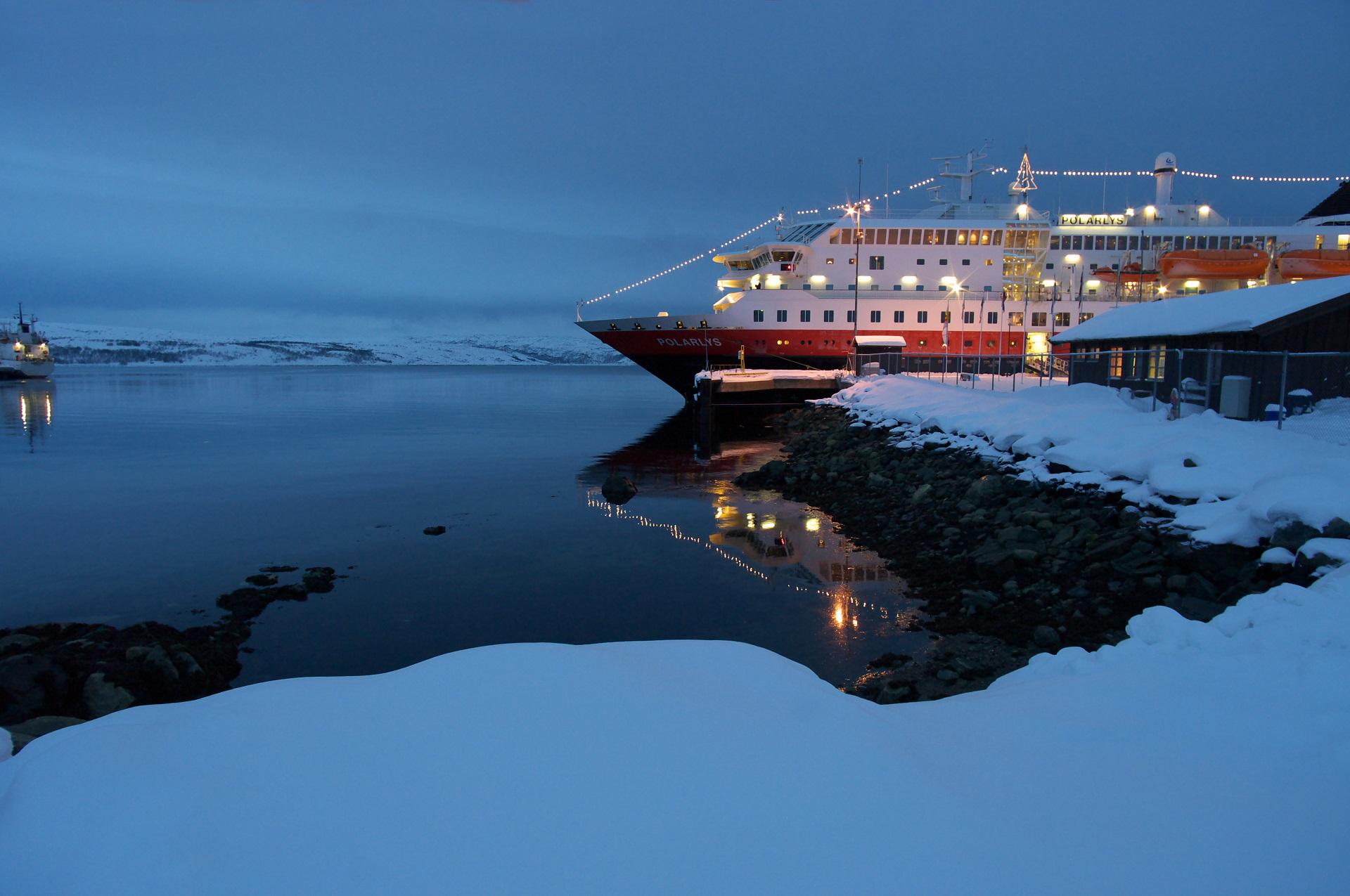 Hurtigrute Bilder Sandozconcept Winterreisen Weltweit