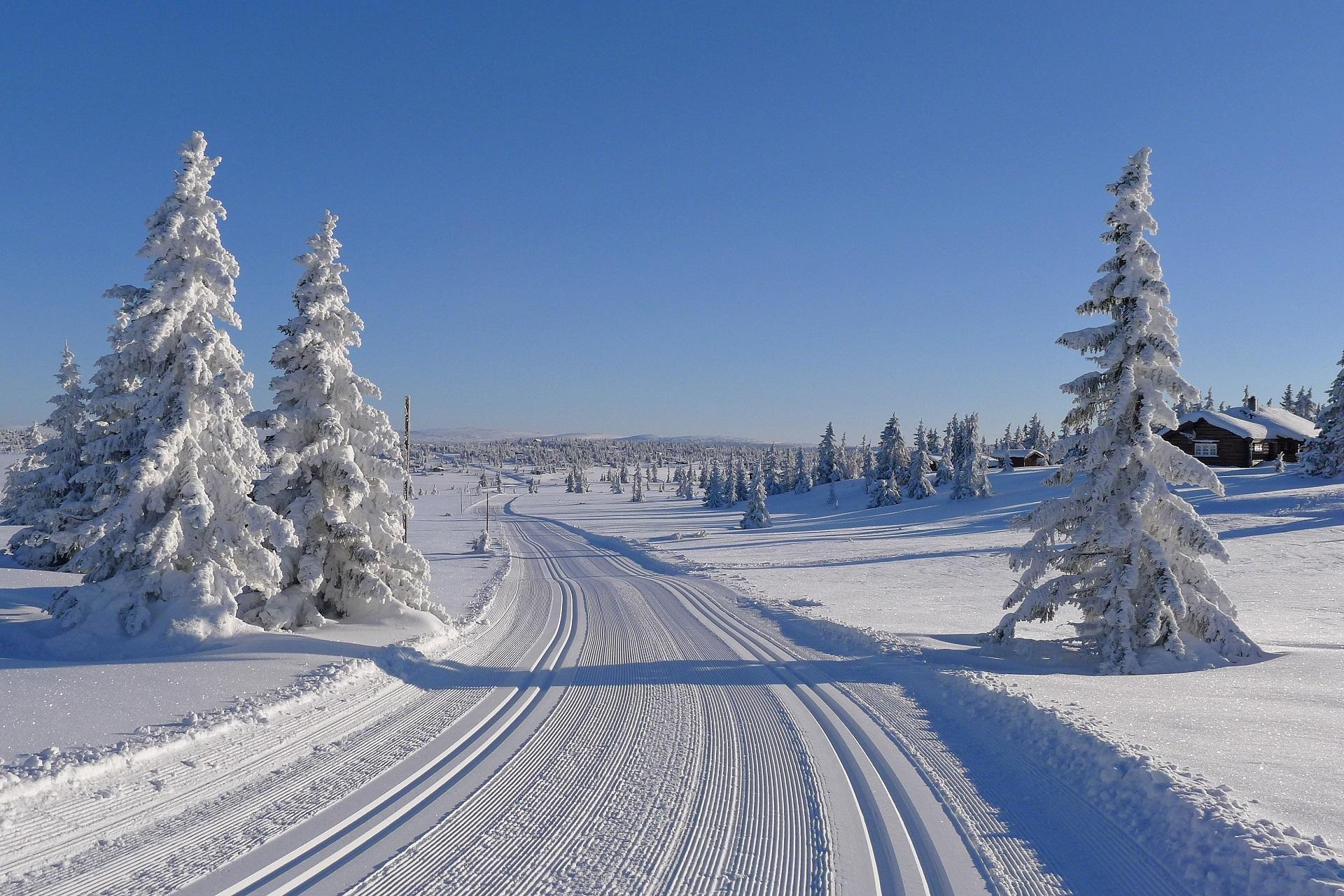 Sjusjøen/Nordseter : Galerie photos / Sandozconcept - Winterreisen weltweit