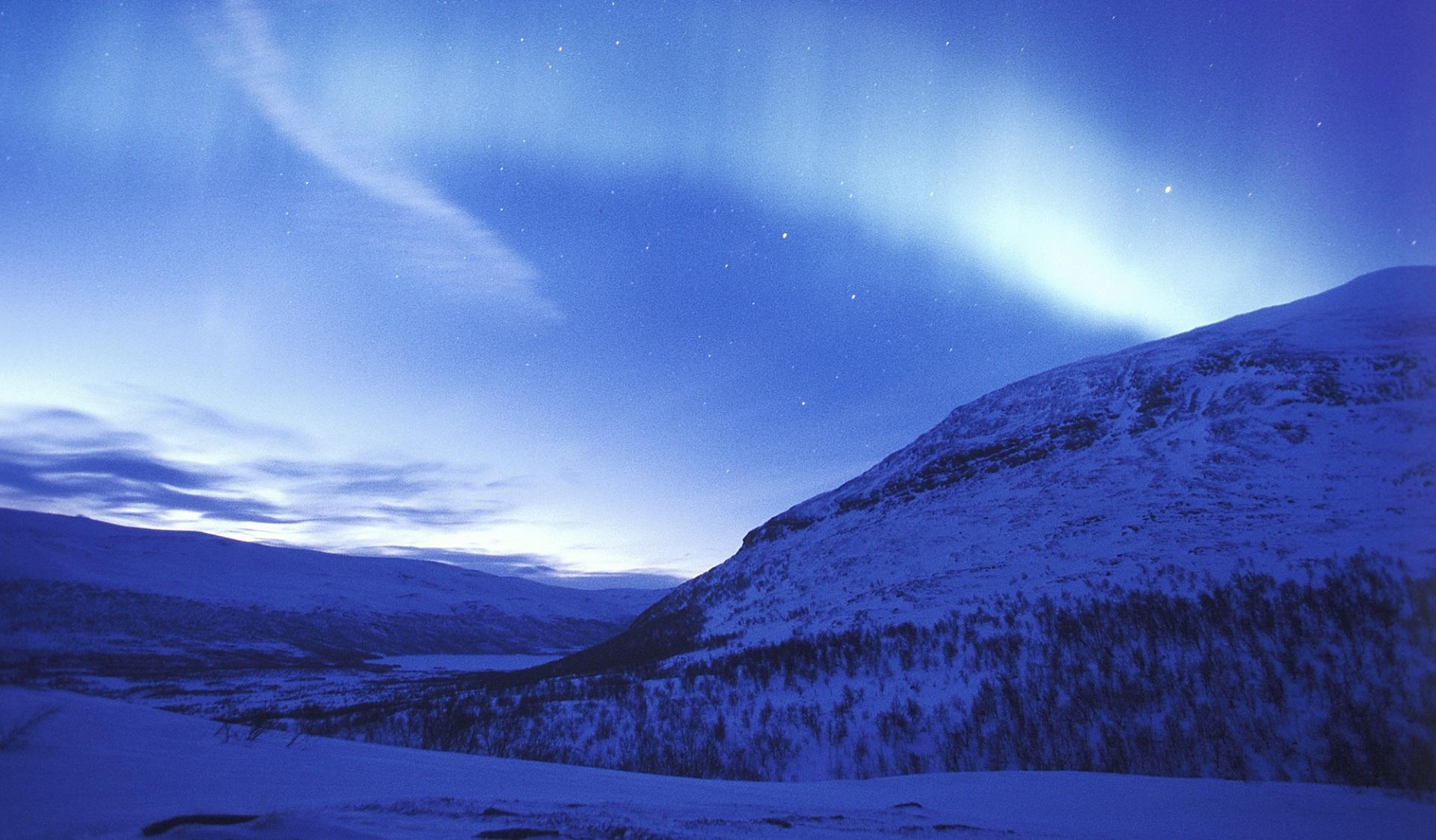 Von Kiruna zum Atlantik / Sandozconcept - Winterreisen weltweit
